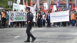Huelga en Amazon, el Prime Day más oscuro