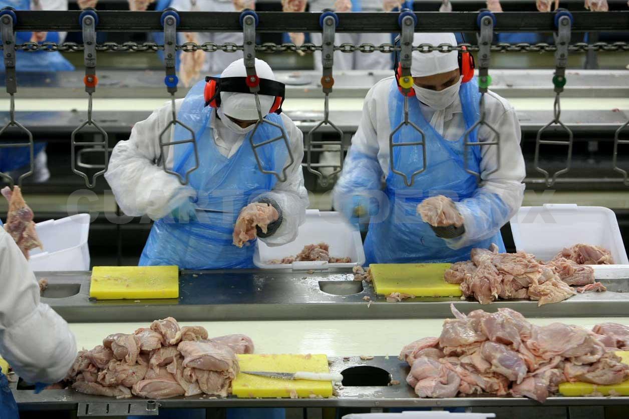 El negocio de la industria alimentaria