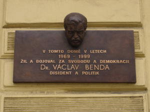 Václav Benda. La Polis paralela