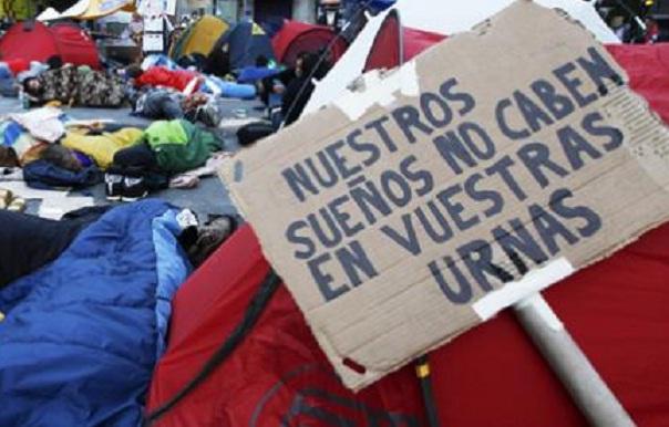 «Estamos abocados a la revolución»
