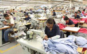 La industria textil y la cuarta revolución industrial