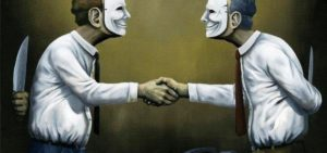 La sociedad de la externalización y la hipocresía colectiva