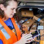 Máquinas que simulan dedos humanos para acaparar el trabajo y reparto de paquetes a 13 euros la hora