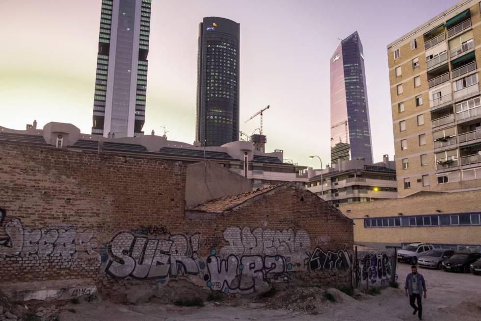Barrio rico, barrio pobre: Se agranda la brecha entre españoles.
